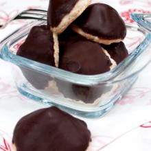 Chokladbiskvier paleo