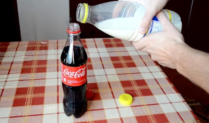 cola-mjolk