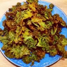 grönkålchips