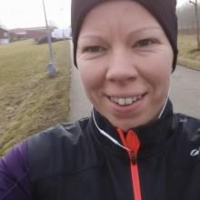 Morgon löpning