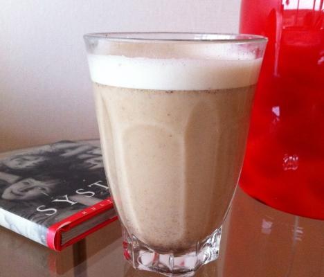 kaffe smoothie lchf