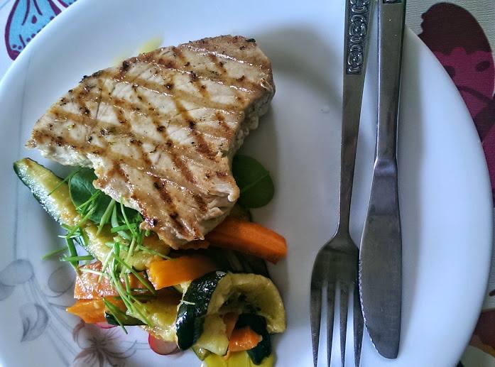 Godaste tonfisken med försmak av sommar