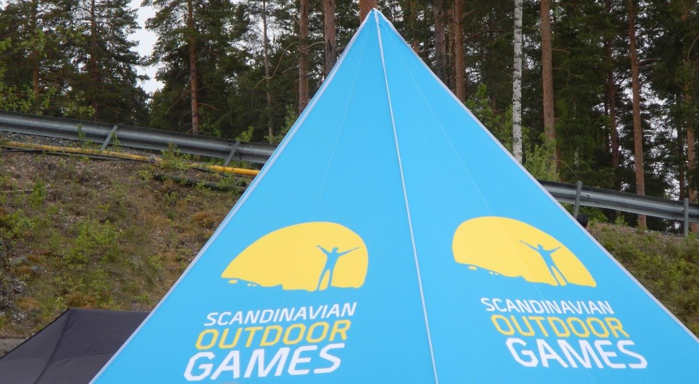 Scandinavian Outdoor Games - Falun
