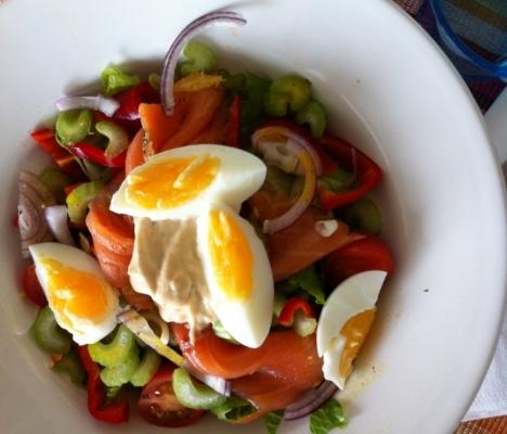 sallad-med-ägg