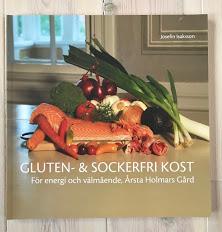 Gluten- och sockerfri kost, Josefin Isaksson