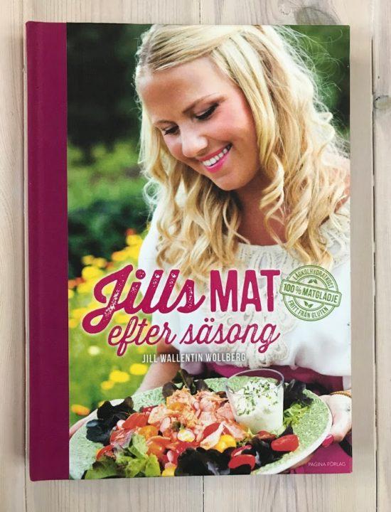 Jills mat efter säsong, Jill Wallentin Wollberg