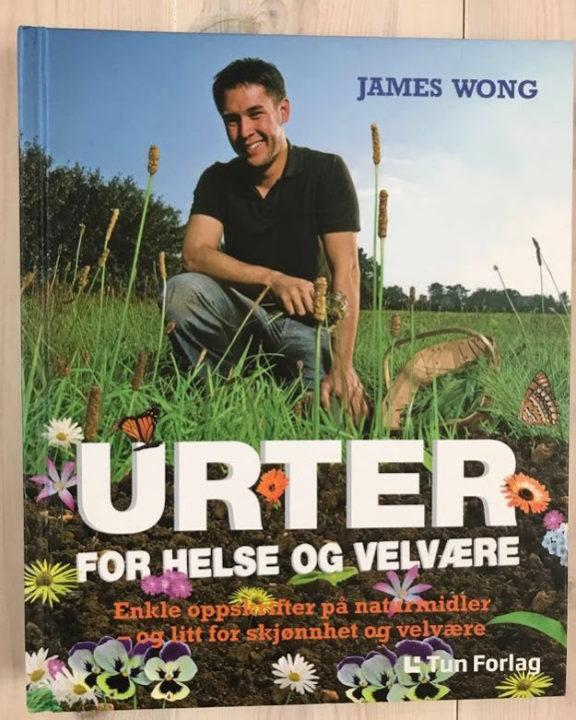 Urter för helse och velvaere, James Wong