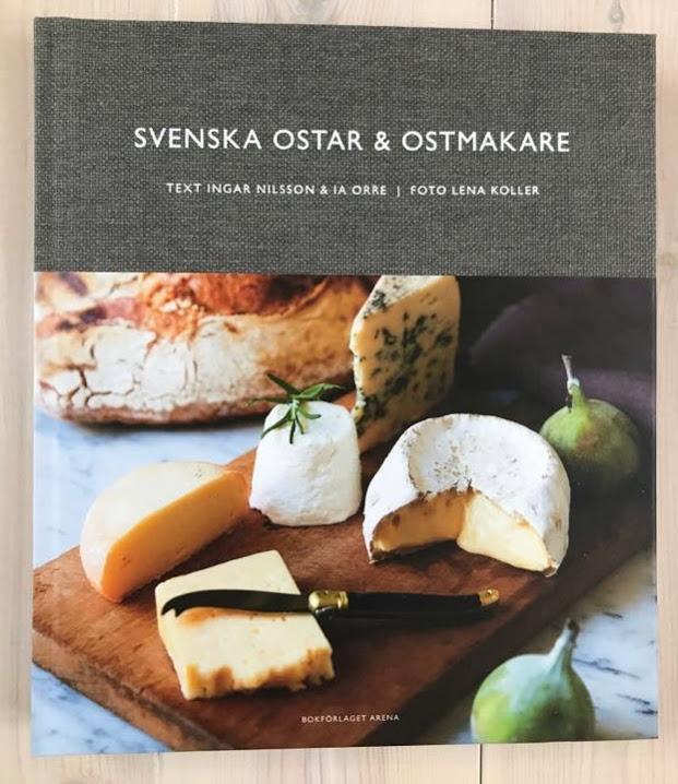 Svenska ostar och ostmakare, Ingmar Nilsson och Ia Orre