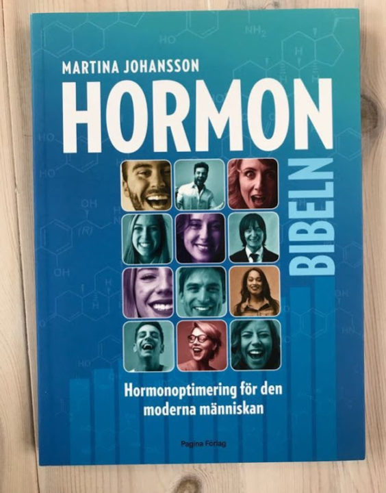 Hormonbibeln, Martina Johansson