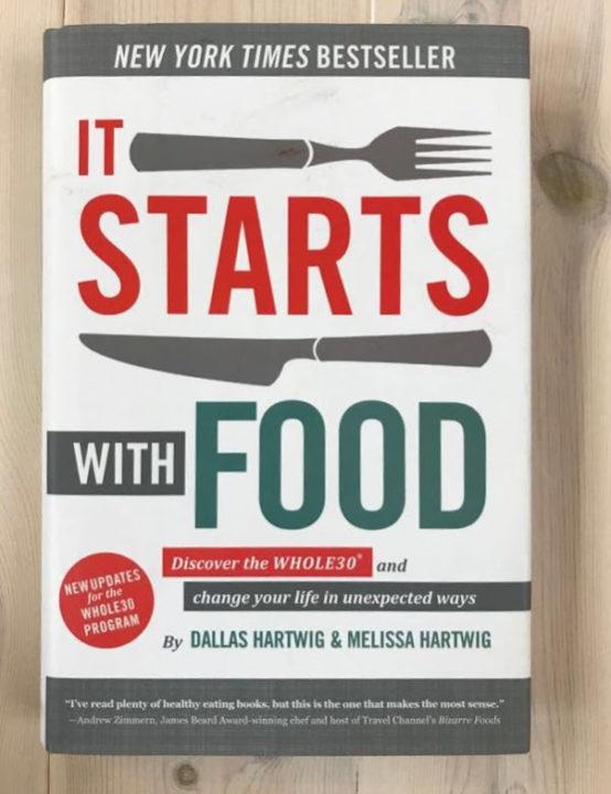 It starts with food, Dallas Hartwig och Melissa Hartwig