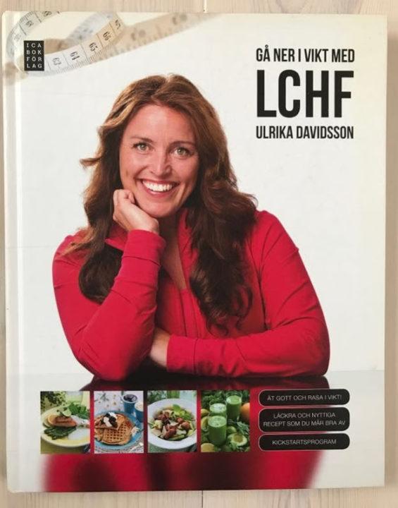 Gå ner i vikt med LCHF, Ulrika Davidsson