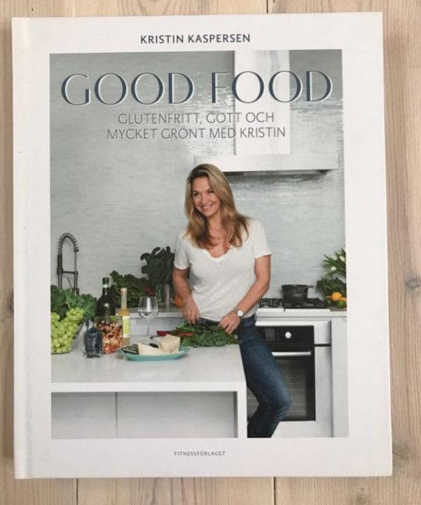 Good food, Kristin Kaspersen