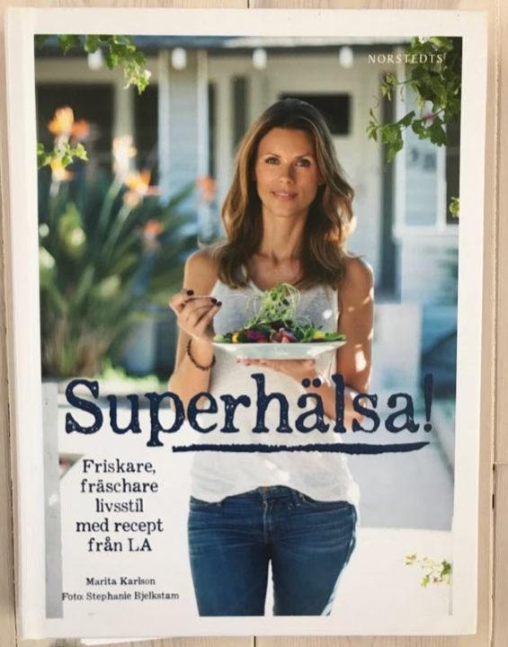 Superhälsa, Marita Karlson