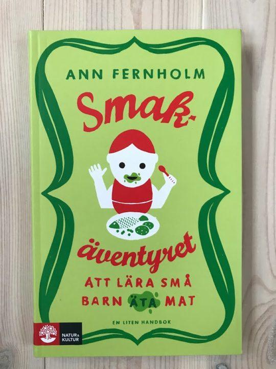Smakäventyret, Ann Fernholm