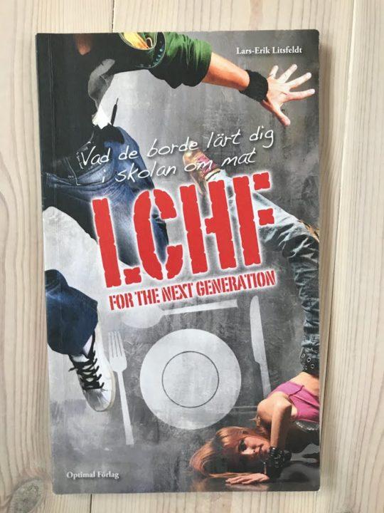 LCHF the next generation, Lars-ER rik Litsfeldt