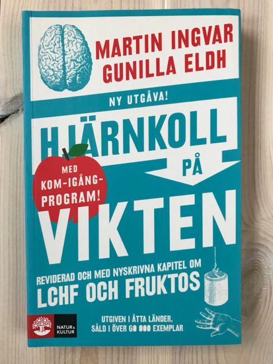 Hjärnkoll på vikten, Martin Ingvar