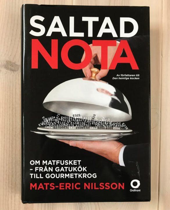 Saltad nota, Mats-Eric NIlsson