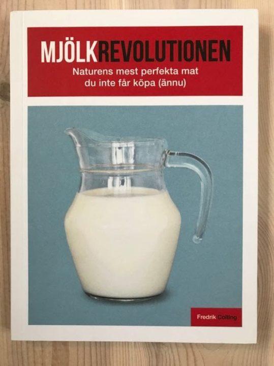 Mjölkrevolutionen, Fredrik Colting