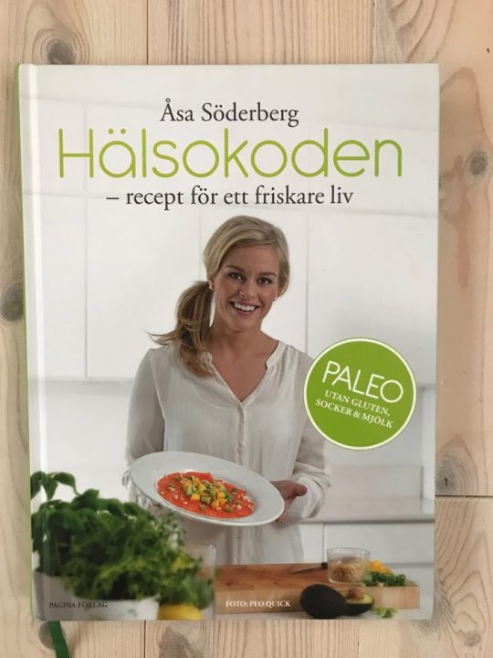 Hälsoboken Åsa Söderberg