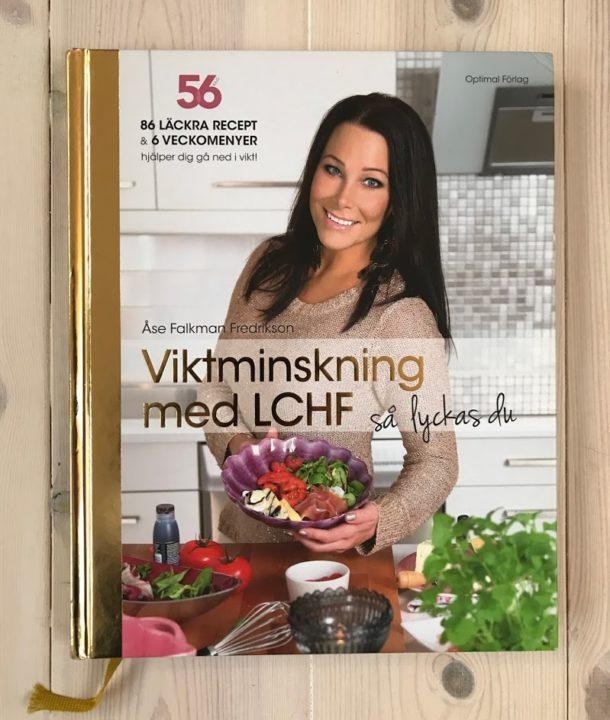 Viktminskning med LCHF, Åse Falkman Fredriksom
