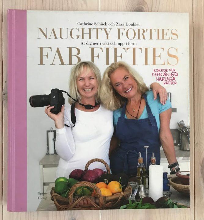 Naughty Forties och Fab Fifties, Cathrine Scück och Zara Doublet