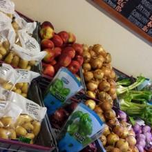 Gödebergs Gårdsbutik - grönsaker