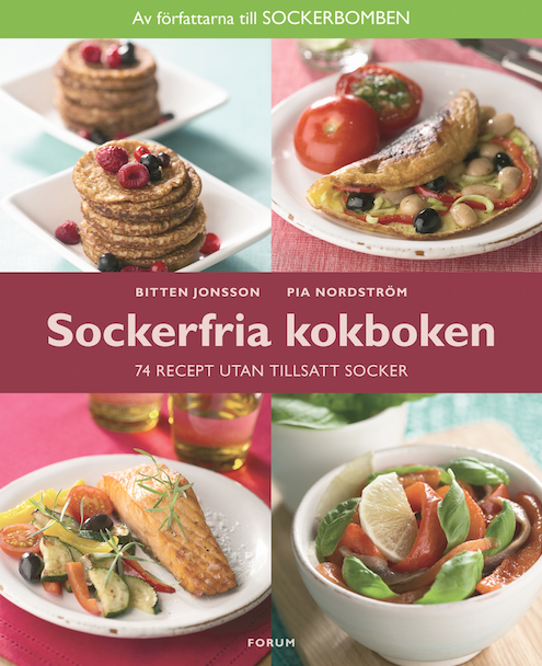 Sockerfria Kokboken Bitten Jonsson