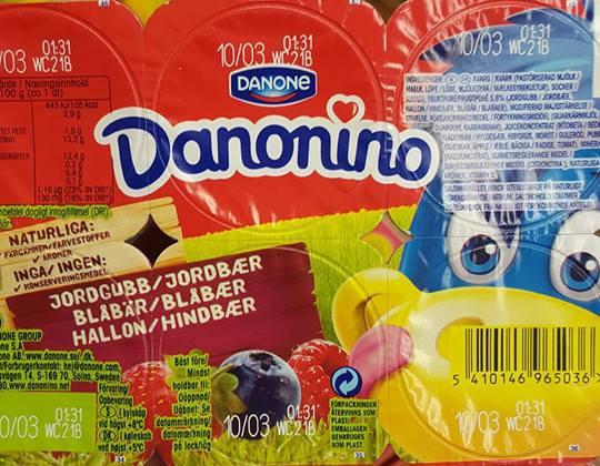 Danonino kvadrat